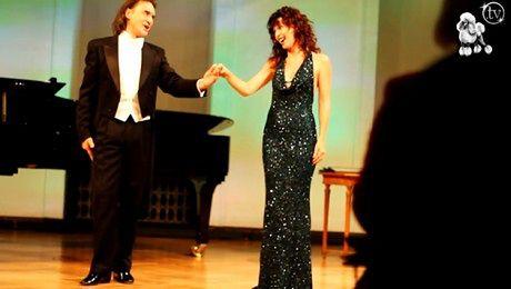 Ramona Rey śpiewa w Operze Narodowej