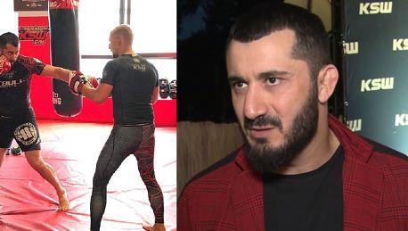 Mamed Khalidov tłumaczy romans z show biznesem To promuje MMA W tych czasach jest to wskazane
