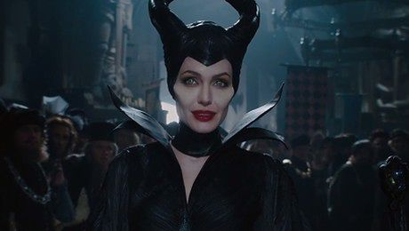 Nowy zwiastun Maleficent z Angeliną Jolie