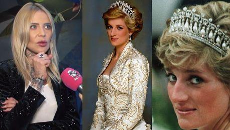 Sablewska o księżnej Dianie To była kobieta zamknięta w klatce Miała bardzo trudne życie