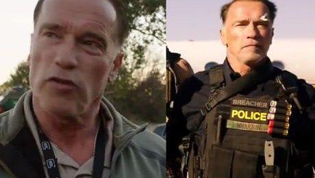 Jest NOWY FILM ze Schwarzeneggerem