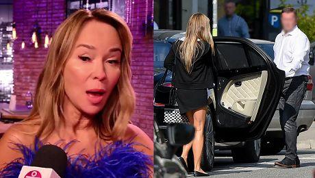 Joanna Przetakiewicz tłumaczy się z parkowania na zakazie Uwielbiam łamać schematy