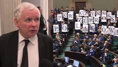 Czy Kaczyński przeprosi za najgorszy sort Polaków Niech pan panie redaktorze będzie poważny