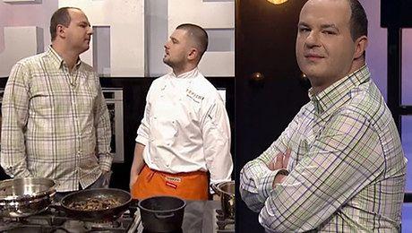 Wróżbita Maciej w Top Chef