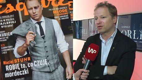 Maciej Stuhr znów krytykuje rząd Politycy próbują spieprzyć polskie kino