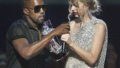 Kanye West OBRAŻA Taylor Swift