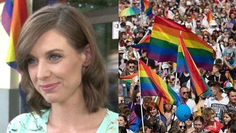 Julia Kamińska o wspieraniu środowiska LGBT Za każdym razem muszę odpierać wulgarne komentarze ale czuję że powinnam to robić