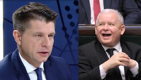 Petru o ochronie Kaczyńskiego To śmieszne On się odseparowuje od ludzi