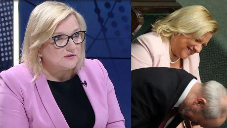 Stanowcza Beata Kempa Nie lubię poniżania kobiet i kłamstw