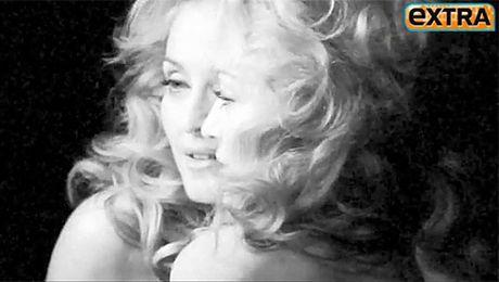 Reklama pierwszych perfum Madonny