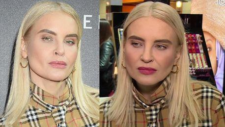 Horodyńska W makijażu stawiam na brwi Chcę żeby to był mój ZNAK ROZPOZNAWCZY