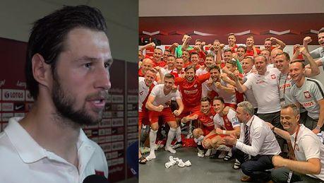 Euro 2020 Dumny Grzegorz Krychowiak Zwyciężyliśmy w dobrym stylu