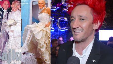 Wiśniewski wspomina swoje royal wedding Mandaryna była miłością mojego życia