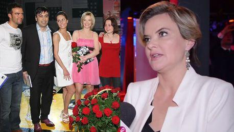 Monika Zamachowska o powrocie Europa da się lubić No comments