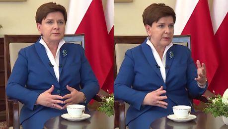 Beata Szydło Powiem bardzo wyraźnie nie widzę możliwości aby w tej chwili migranci do Polski przyjechali