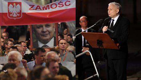 Kaczyński na ostatniej miesięcznicy smoleńskiej Doszliśmy do celu Kolejne marsze będą raz na rok