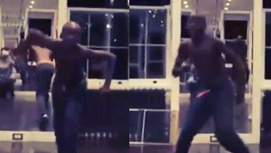 Zobaczcie jak tańczy 8 letni syn Madonny