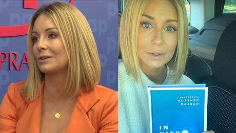 Małgorzata Rozenek Majdan przyznaje Po zdjęciach widać kiedy przechodzę terapię hormonalną