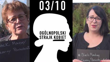 Islandki wspierają Polki w Czarnym Proteście Macie prawo kontrolować swoje ciało