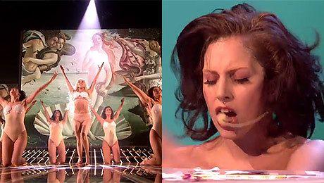 Gaga wystąpiła w X Factorze