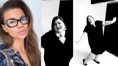 Dominika Gwit prezentuje własną choreografię do Pocahontas