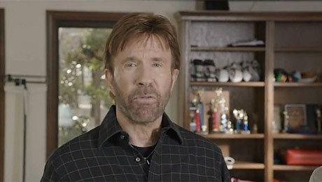 Chuck Norris agituje Nie głosujcie na Obamę