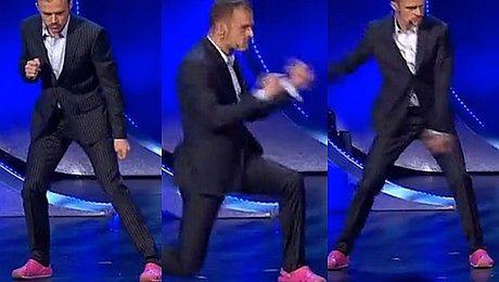 Rogucki tańczy do piosenki o gnoju