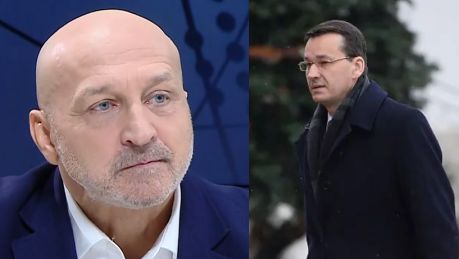 Marcinkiewicz o Morawieckim Pinokio nie czaruś bo bez przerwy kłamie