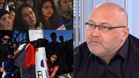 Ekspert od terroryzmu Ja swoich córek obecnie do Francji bym nie wysłał