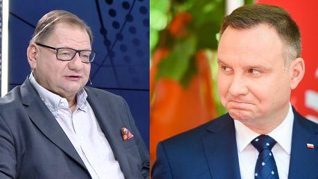 Kalisz komentuje prezydencie referendum Uchronili Dudę od kompromitacji