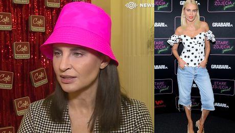 Horodyńska mędrkuje w różowym kapeluszu Polki dużo obserwują ale nie zawsze wybierają z tego to co dla nich właściwe