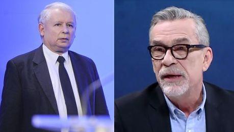 Żakowski kpi z taśm prezesa Uczciwa mafijna rozmowa jak w Ojcu Chrzestnym