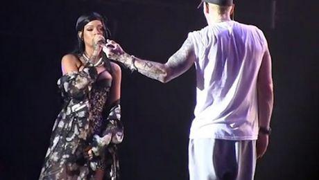 Rihanna i Eminem razem na scenie Zaśpiewali Stan