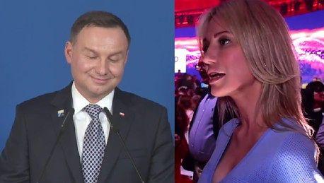 Ogórek nie przestaje zachwycać się Andrzejem Dudą Mamy świetnego prezydenta