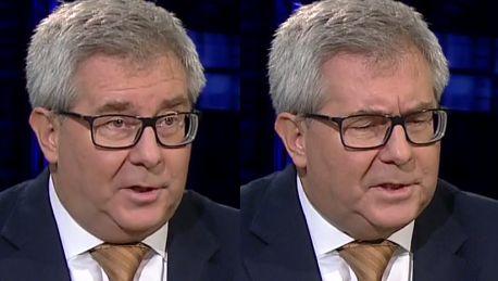 Czarnecki o ekshumacjach Nikt nie wie czy był zamach Ja chciałbym się dowiedzieć