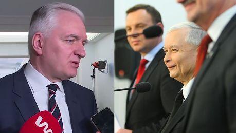 Gowin komentuje taśmy Kaczyńskiego Żartował sobie z publikacji o jego rzekomym majątku