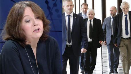 Lichocka uspokaja obywateli Jarosław Kaczyński jest w świetnej kondycji