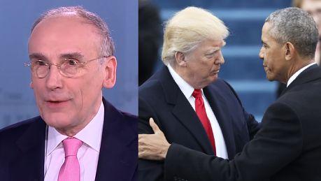 Specjalista o zaprzysiężeniu Trumpa W południe przychodzi nowy król odchodzi stary król Tak mówi konstytucja