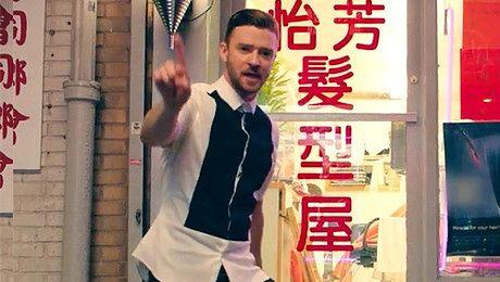 Nowy teledysk Justina Timberlake'a