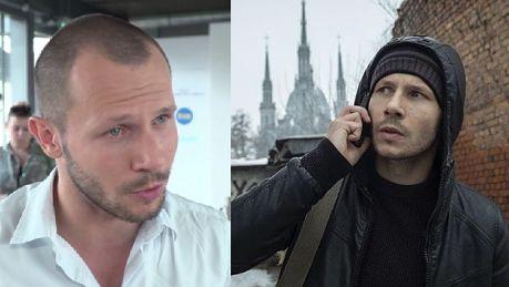 Mateusz Banasiuk Zostałem aktorem żeby pracować w serialach