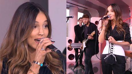 Marina Łuczenko Szczęsna i James Arthur śpiewają w Dzień Dobry TVN