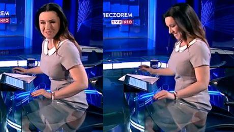 Tadla wraca do TVN Pomyliła się na wizji