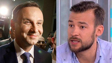 Syn Michalczewskiego Nie zgadzam się z wyborem Polaków w wyborach prezydenckich