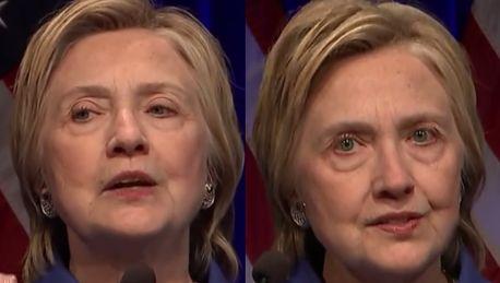Clinton o przegranych wyborach Miałam ochotę zaszyć się w pokoju i już nigdy nie wychodzić