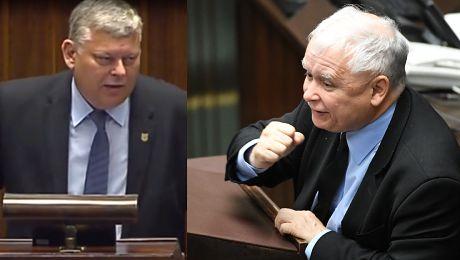 Suski broni Kaczyńskiego Macie pretensje że po tylu latach obrażania padły delikatne słowa prawdy