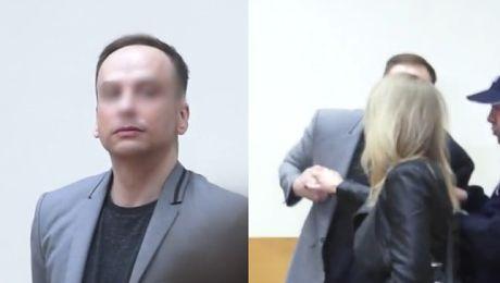 Dariusz K w sądzie Za tydzień usłyszy wyrok
