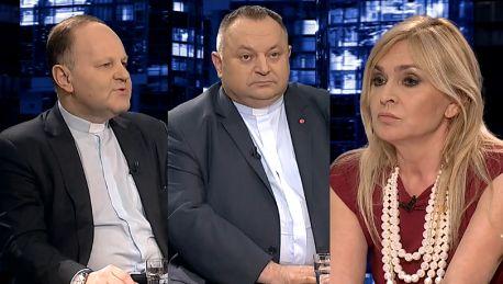 Księża walczą o uchodźców w TVN24 Polska ma podwójny moralny obowiązek ich przyjmować