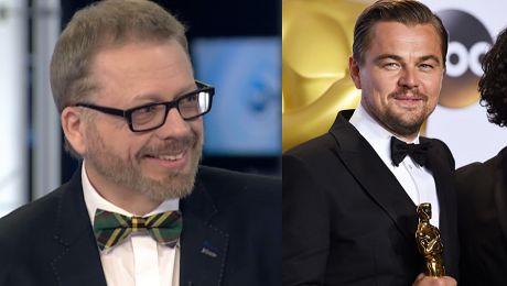Raczek Wszyscy czekali na Oscara dla DiCaprio Spadł im kamień z serca