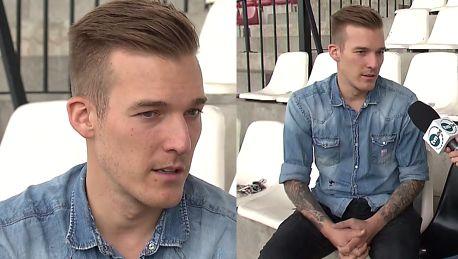 Były piłkarz Polonii Warszawa Nie spodziewałem się aż takich komplikacji