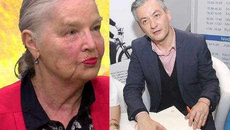 Jadwiga Staniszkis o wyborach prezydenckich Głosowałabym na Biedronia